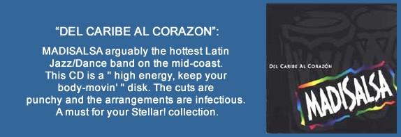 Del Caribe Al Corazon